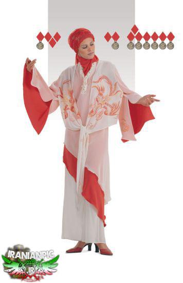 عکس مدل لباس مجلسی اسلامی
