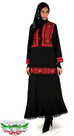 عکسهای جدید از مدل لباس مجلسی اسلامی