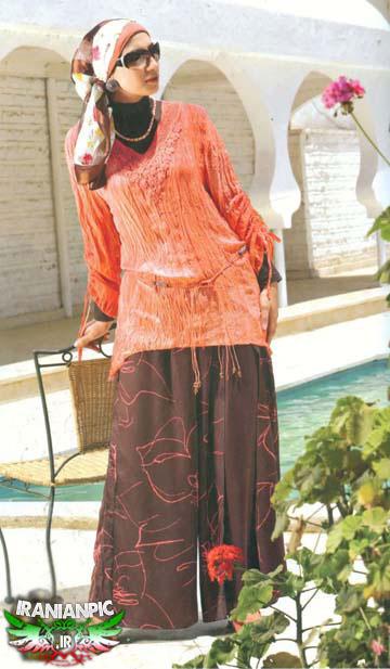 مدلهای لباس بانوان مدل 2011