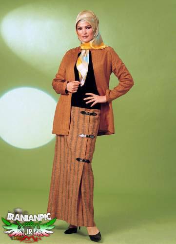 مدل لباس مجلسی اسلامی - جدید عکس