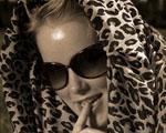 مدل روسری پلنگی